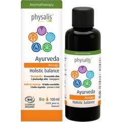 Physalis Massageolie ayurveda bio (100 ml)