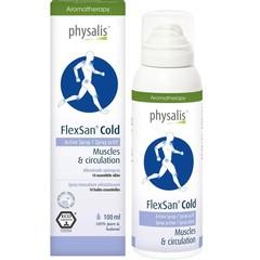 Physalis Aromaspray flexsan cold bio (100 ml)