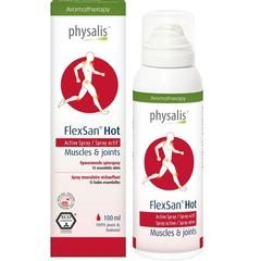 Physalis Aromaspray flexsan hot bio (100 ml)