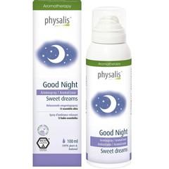 Physalis Aromaspray good night bio (100 ml)