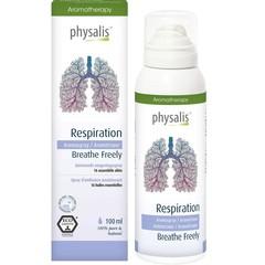 Physalis Aromaspray respiration bio (100 ml)