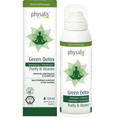 Physalis Aromaspray green detox bio (100 ml)