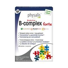 Physalis B-Complex forte (30 tabletten)