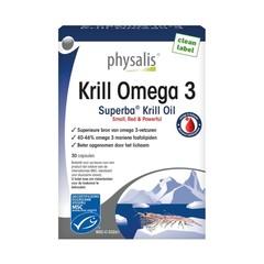 Physalis Krill omega 3 (60 capsules)