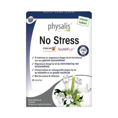 Physalis No stress (30 tabletten)