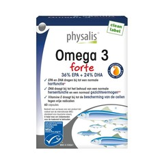 Physalis Omega 3 forte (60 capsules)