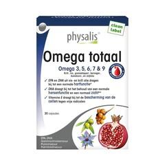 Physalis Omega totaal (30 capsules)