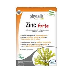 Physalis Zinc forte (30 tabletten)