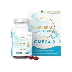 Neubria Krillolie - Omega-3 (60 capsules)
