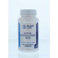 Klaire Labs Alpha ketoglut acid (60 vcaps)