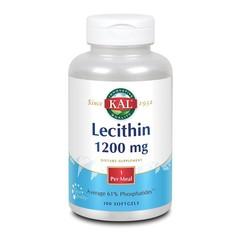 KAL Lecithine 1200 mg (100 softgels)