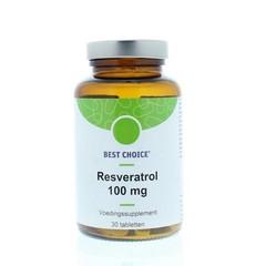 Best Choice Resveratrol (30 vcaps)