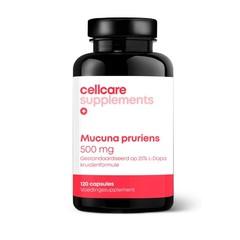 Cellcare Mucuna pruriens 500 mg (25% L-dopa) (120 vcaps)