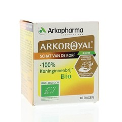 Arko Royal Royal jelly 100% koninginnebrij bio (40 gram)