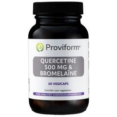 Proviform Quercetine 500 mg & bromelaine (60 vcaps)