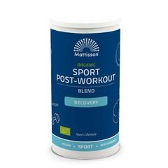 Mattisson Organic sport post-workout recovery blend (250 gram)