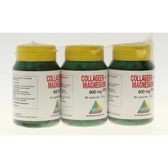 SNP Collageen + magnesium actie 2 + 1 (180 capsules)