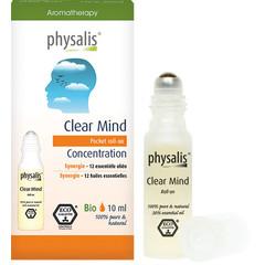 Physalis Roll-on clear mind bio (10 ml)