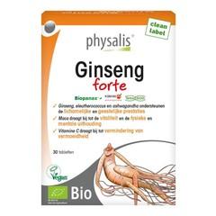 Physalis Ginseng forte bio (30 tabletten)