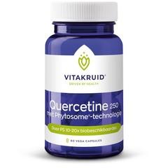Vitakruid Quercetine 250 met Phytosome technologie (60 vcaps)