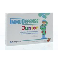 Metagenics Immudefense junior NF (30 kauwtabletten)