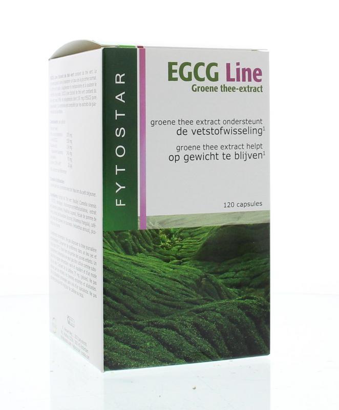 Fytostar EGCG Line (120 capsules)