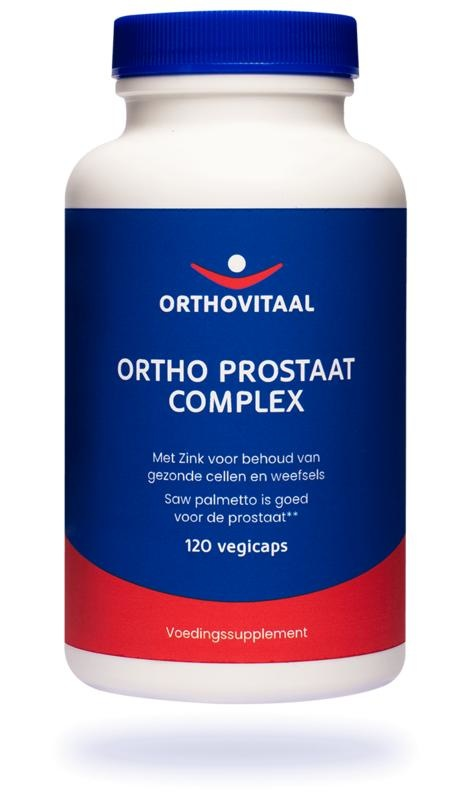 Orthovitaal Ortho prostaat complex (120 vcaps)