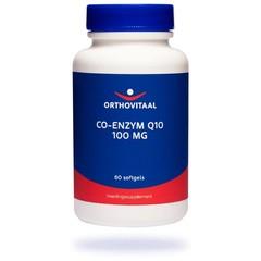 Orthovitaal Co-enzym Q10 100 mg (60 softgels)
