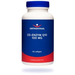 Orthovitaal Co-enzym Q10 100 mg (120 softgels)