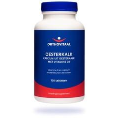 Orthovitaal Oesterkalk (120 tabletten)