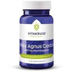 Vitakruid Vitex agnus castus 200 mg monnikspeper (60 vcaps)
