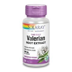 Solaray Valeriaan wortelextract 300 mg (30 vcaps)