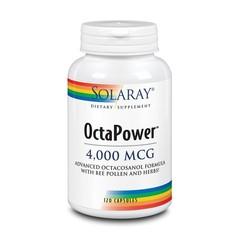 Solaray OctaPower octacosanol (120 capsules)