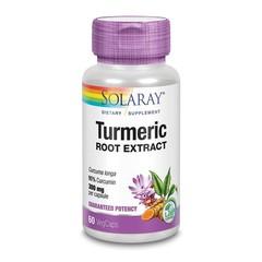Solaray Kurkuma wortelextract 300 mg (60 vcaps)