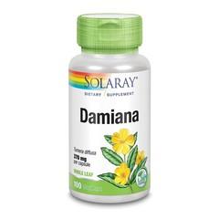 Solaray Damiana 370 mg (100 vcaps)