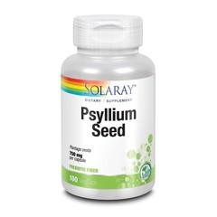 Solaray Psyllium zaad 750 mg (100 vcaps)