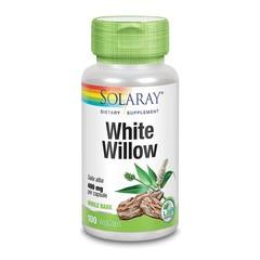 Solaray Salix alba 400 mg (100 vcaps)
