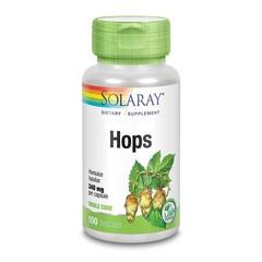 Solaray Humulus hop 340 mg (100 vcaps)