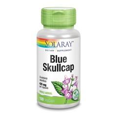 Solaray Scutellaria lateriflora glidkruid 425 mg (100 vcaps)