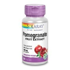 Solaray Granaatappel extract 200 mg (60 vcaps)