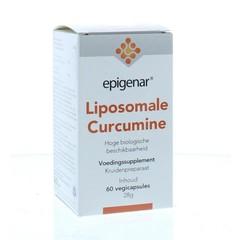 Epigenar Curcumine liposomaal (60 vcaps)