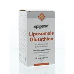 Epigenar Glutathion liposomaal (60 vcaps)