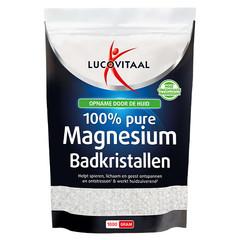 Lucovitaal Magnesium badkristallen (1 kilogram)