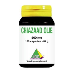 SNP Chiazaadolie 500 mg (120 capsules)