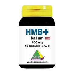 SNP HMB+ kalium 500 mg puur (60 capsules)