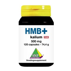 SNP HMB+ kalium 500 mg puur (120 capsules)