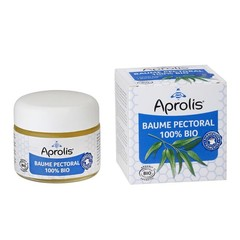 Aprolis Borstbalsem bio (50 ml)