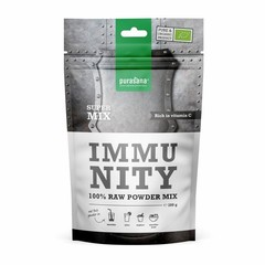 Purasana Immunity mix poeder bio vegan (100 gram)