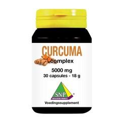 SNP Curcuma complex 5000 mg (30 capsules)