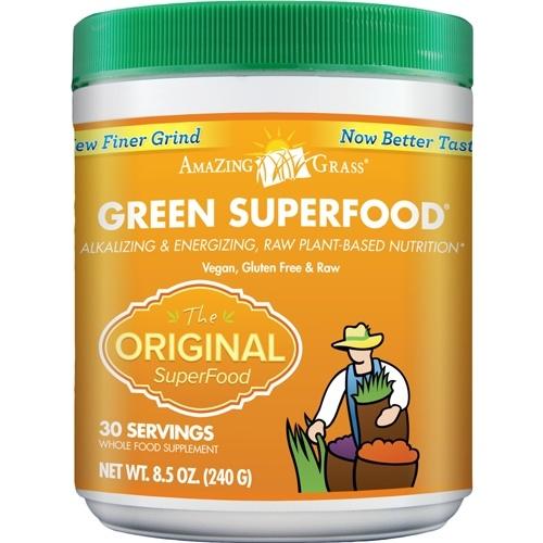 Amazing Grass Amazing Grass Green original super food (240 gram)